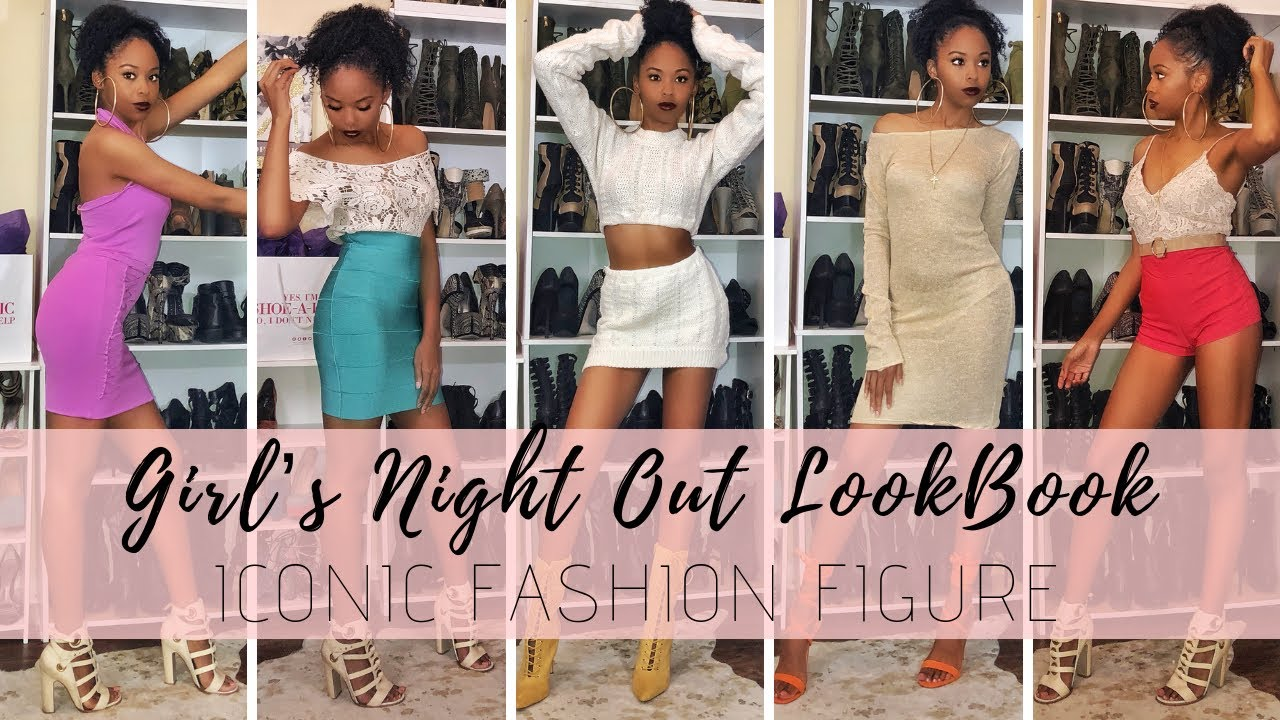 7 Night Out Outfit Ideas | Iconic Fashion Figure 8