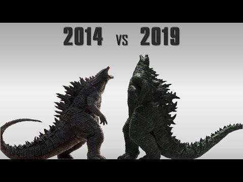 Difference Between Godzilla 2014 Vs Godzilla 2019 | Explained