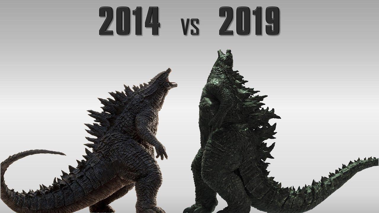 Difference Between Godzilla 2014 Vs Godzilla 2019 Explained Youtube