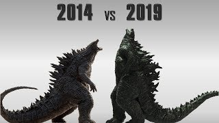 Difference Between Godzilla 2014 vs Godzilla 2019 | Explained