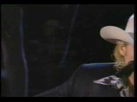 Alan Jackson. Where Were You (live)