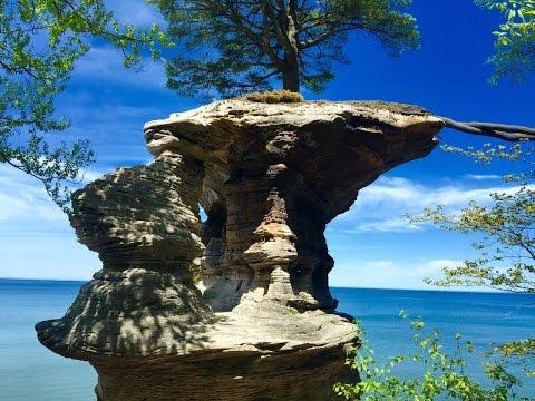 Adventure at Pictured Rocks National Lakeshore - Michigan