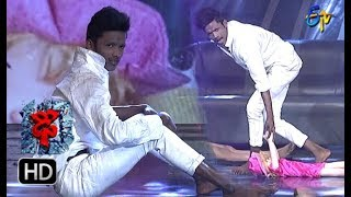 Bobby Performance | Dhee 10 |  14th  March 2018| ETV Telugu