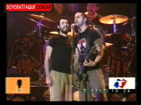 ATTAQUE 77 - Donde Las Aguilas Se Atreven (Obras, 2004)