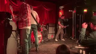 Hot Snakes Alexs Bar 3/1/20 Death Camp Fantasy Sub Pop