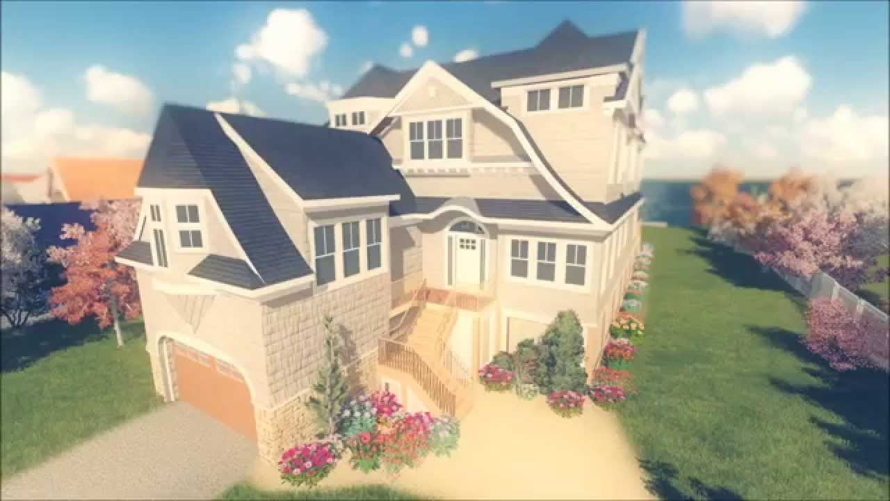 3d walkthrough of a new home proposal located in for 3d walk through house