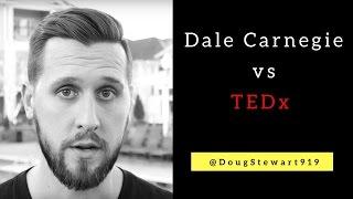 Dale Carnegie vs TEDx