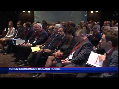 Forum Économique Monaco-Russie