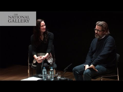 Olafur Eliasson in conversation | Monochrome: Painting in Black and White | National Gallery
