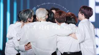 X1 (엑스원) - I'm Here For You (괜찮아요) 10D Audio