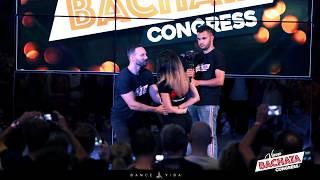 Vienna Bachata Congress | Sergio y Ana Bachata Sensual Workshop | by Dance Vida
