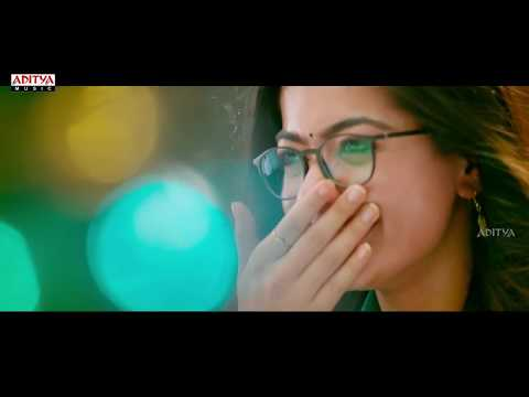 Choosi Chudangane Video Song    Chalo Movie    Naga Shaurya, Rashmika Mandanna