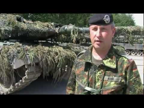Deutsche Panzertechnik - Der Leopard