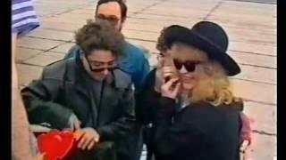 """Фильм-концерт """"Немного о любви"""" 1994, отрывок 2"""
