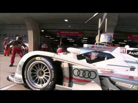 World Endurance Challenge: Six Hours of Shanghai, Audi Sport Highlights