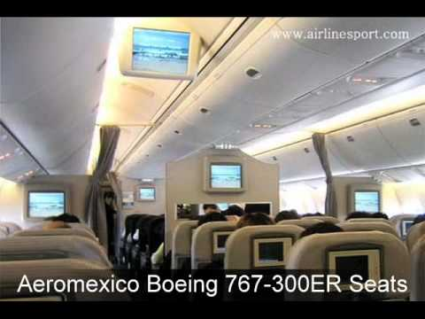 Aeromexico Seats Youtube