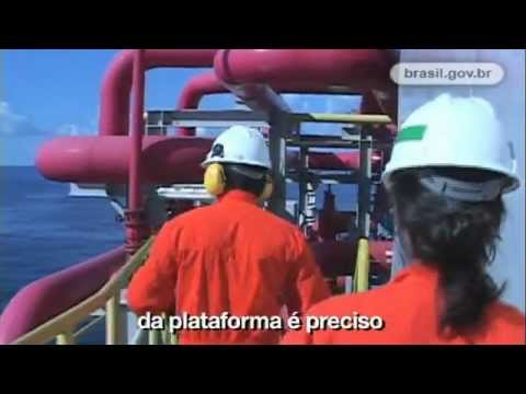 Um dia com os embarcados da Petrobras