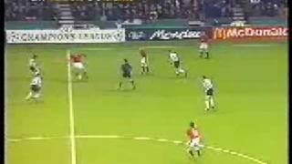 1996-97 Manchester United v Juventus