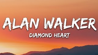 Download Alan Walker - Diamond Heart (Lyrics) feat. Sophia Somajo