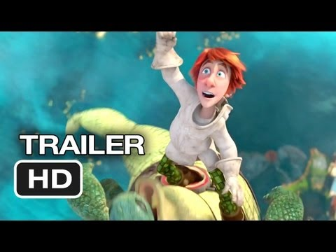Justin and the Knights of Valour 3D Official Trailer #1 (201