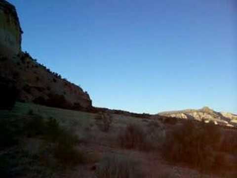 camping in Chama Wilderness New Mexico