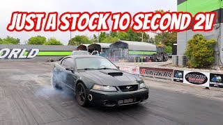 10 Second Pass in a Stock 2V!