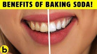 8 Amazing Baking Soda Uses, Benefits, And Life Hacks