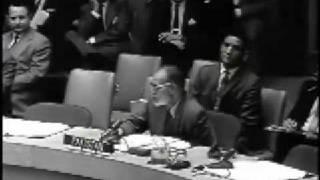 Sir Muhammad Zafrullah Khan (ra) in UN - Short Clips 4/9