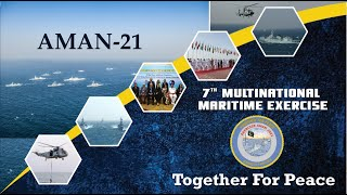The Call of Peace | Pakistan Navy | Multinational Naval Exercise AMAN 2021 | Sahir Ali Bagga