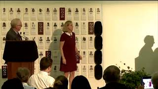 2019 Saluki Hall of Fame Induction Ceremony