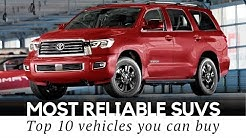 10 Reliable SUVs You Can Still Buy: Old Models Updated to Make New History