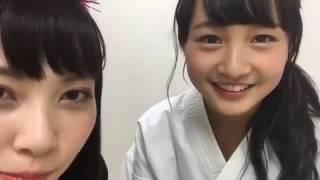 2017年5月29日 SHOWROOM 堀詩音チャレンジ19時間配信.