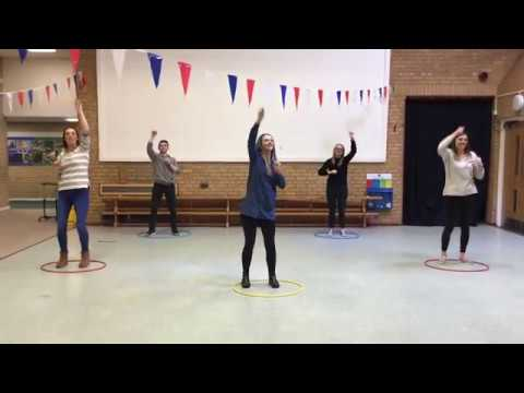 Saxon Hill Academy, Explorers Department- Wake up Shake up