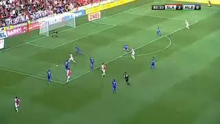 Соболь забил первый гол за «Славию»