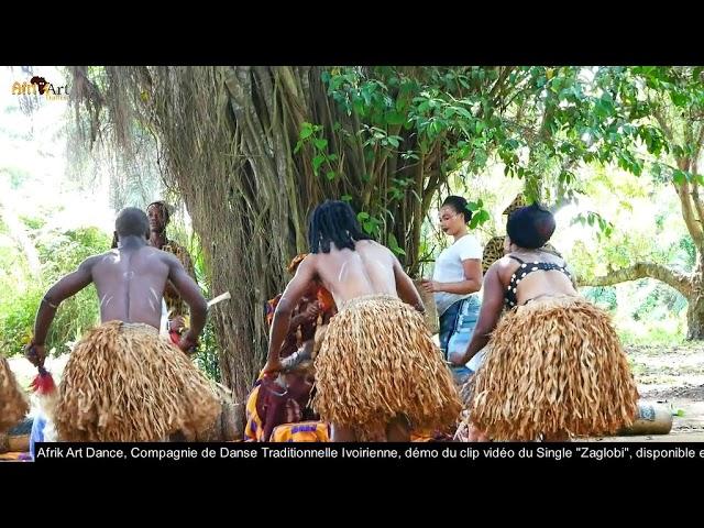Zaglobi_Clip vidéo Démo - Afrik Art Dance