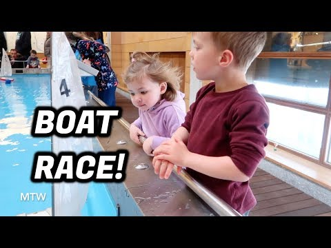 Visiting The Maritime Museum In Cornwall! - April 15, 2019 - MeetTheWengers Daily Vlog