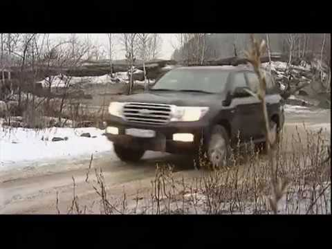 Toyota Land Cruiser 200: бензин или дизель? | Наши тесты