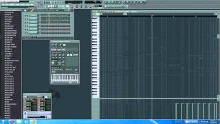 Basshunter bass creator flstudio