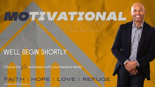Refuge Of Hope Church Live -  Mo-tivational Tuesday with Mariano Rivera Apr 28th, 2020
