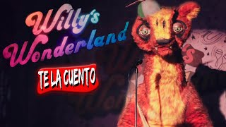 Willy's Wonderland ¿El Nuevo Five Nights at Freddy's?