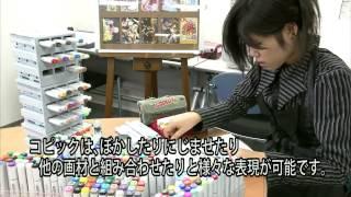 Как рисуют Вангу в Японии :3(, 2014-01-21T18:02:31.000Z)