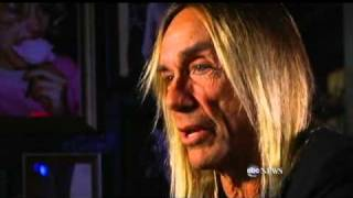 Iggy Pop ABC News Interview 2010