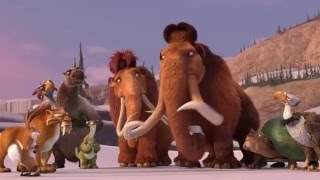 Ледниковый Период: Погоня за яйцами 2015 Ice Age: The Great Egg-Scapade трейлер