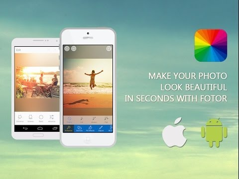 Fotor Photo Editor – Indie app of the day