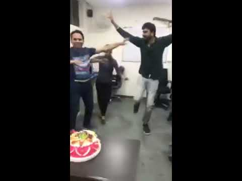 Tanya Birthday Celebration At Web Click India