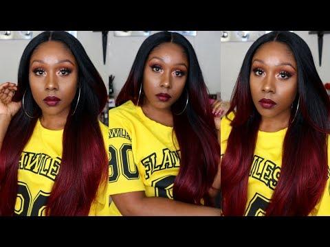 Model Model EV-003 Wig Is Fire!!! | HairToBeauty.com | OhSoFashionable805