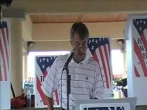 Tea Party speech by Dan Gonzales, FL. Constitution Party 2 of 2