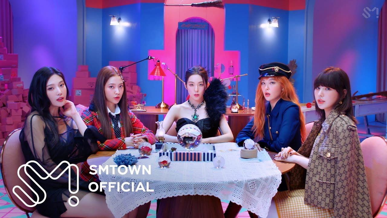 Download Red Velvet 레드벨벳 'Queendom' MV