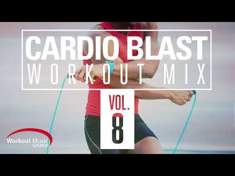 Cardio Blast Workout Mix Vol 8 // WOMS // Workout Music 2018