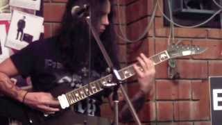 Gus G. - Let Me Hear You Scream @ 大阪(Osaka) - Blackstar Amp Clinic Japan Tour 2013 : Guitar